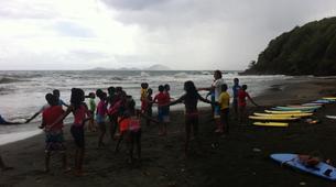 Surf-Le Moule-Stages de Surf au Moule, Guadeloupe-10