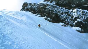 Backcountry Skiing-La Clusaz, Massif des Aravis-Backcountry skiing initiation in La Clusaz-1