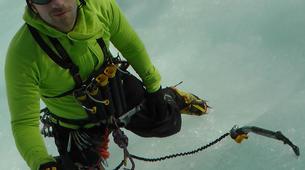Ice Climbing-Chamonix Mont-Blanc-Ice fall climbing in Chamonix-3