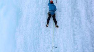 Ice Climbing-Chamonix Mont-Blanc-Ice fall climbing in Chamonix-5