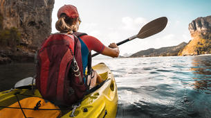 Sea Kayaking-Normandy-Sea kayaking courses in Normandy-5