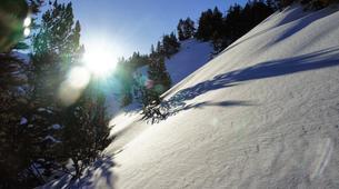 Ski de Randonnée-Font Romeu-Week-end Ski de Randonnée près de Font-Romeu dans Les Pyrénées-4