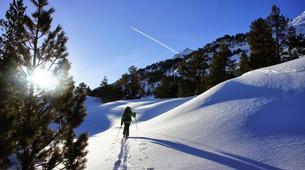 Ski de Randonnée-Font Romeu-Week-end Ski de Randonnée près de Font-Romeu dans Les Pyrénées-3