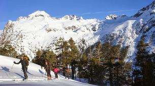 Ski de Randonnée-Font Romeu-Ski de Randonnée autour de Font-Romeu dans les Pyrénées-4