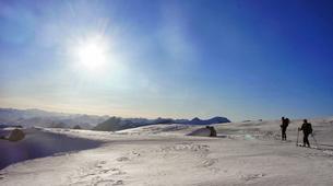 Ski de Randonnée-Font Romeu-Ski de Randonnée autour de Font-Romeu dans les Pyrénées-3