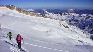 Ski de Randonnée-Font Romeu-Ski de Randonnée autour de Font-Romeu dans les Pyrénées-6