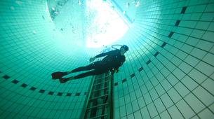 Plongée sous-marine-Paris-Baptême de Plongée sous marine en piscine près de Paris-3