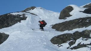 Ski Hors-piste-Val d'Isère, Espace Killy-Ski hors-piste à Val d'Isère, Haute Tarentaise-3