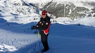 Backcountry Skiing-Madonna di Campiglio-Backcountry skiing in Madonna di Campiglio-5