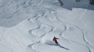 Ski Hors-piste-Val d'Isère, Espace Killy-Ski hors-piste à Val d'Isère, Haute Tarentaise-6