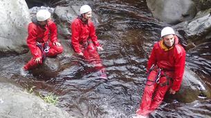 Canyoning-Rivière Langevin, Saint-Joseph-Canyon Famille de Langevin à La Réunion-5