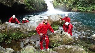 Canyoning-Rivière Langevin, Saint-Joseph-Canyon Famille de Langevin à La Réunion-3