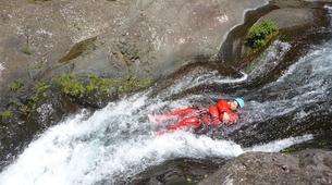 Canyoning-Rivière Langevin, Saint-Joseph-Canyon Famille de Langevin à La Réunion-6