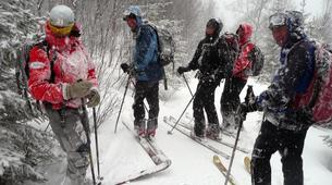 Ski Hors-piste-Val d'Isère, Espace Killy-Ski hors-piste à Val d'Isère, Haute Tarentaise-7