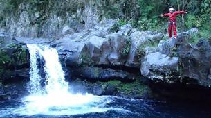 Canyoning-Rivière Langevin, Saint-Joseph-Canyon Famille de Langevin à La Réunion-7