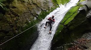 Canyoning-Rivière Langevin, Saint-Joseph-Canyon Famille de Langevin à La Réunion-9