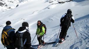 Ski Hors-piste-Val d'Isère, Espace Killy-Ski hors-piste à Val d'Isère, Haute Tarentaise-4