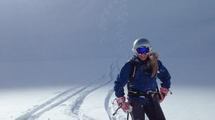 Ski Hors-piste-Val d'Isère, Espace Killy-Ski hors-piste à Val d'Isère, Haute Tarentaise-1