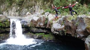 Canyoning-Rivière Langevin, Saint-Joseph-Canyon Famille de Langevin à La Réunion-1