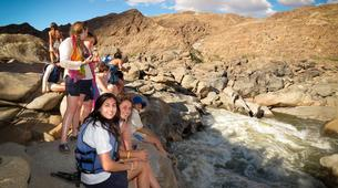Kajak-Riemvasmaak Community Conservancy-Whitewater tour of the Orange River Gorge-3