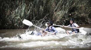 Kajak-Riemvasmaak Community Conservancy-Whitewater tour of the Orange River Gorge-7