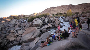 Kajak-Riemvasmaak Community Conservancy-Whitewater tour of the Orange River Gorge-4