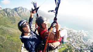 Paragliding-Cape Town-Tandem paragliding flight from Signal Hill, Cape Town-5