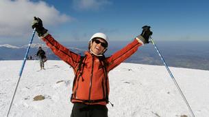 Ski de Randonnée-Ariege-Journée Perfectionnement Ski de Randonnée dans les Pyrénées Ariégeoises-6