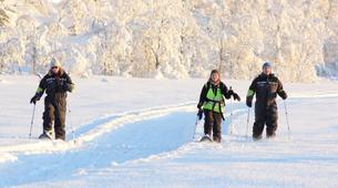 Snowshoeing-Tromsø-Arctic snowshoeing excursion in Tromsø-4