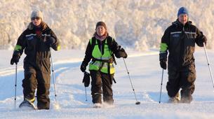 Snowshoeing-Tromsø-Arctic snowshoeing excursion in Tromsø-2