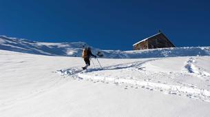 Raquette à Neige-Province of Lleida-Stage Randonnée Raquettes à Neige dans le Massif des Encantats-1
