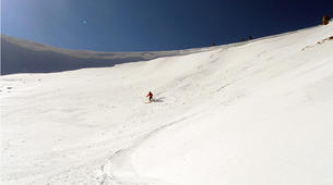 Ski de Randonnée-Ariege-Journée Perfectionnement Ski de Randonnée dans les Pyrénées Ariégeoises-1