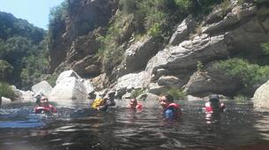 Canyoning-George-Cappuccino canyon in George, Western Cape-3