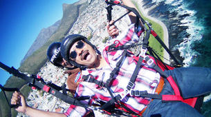 Paragliding-Cape Town-Tandem paragliding flight from Signal Hill, Cape Town-4