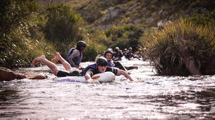Rafting-Kogelberg Nature Reserve-Tubing excursion on Palmiet River-3
