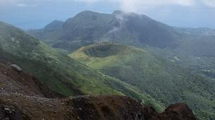Randonnée / Trekking-La Soufrière-Randonnées sur la Soufrière en Guadeloupe-15