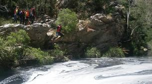 Canyoning-George-Cappuccino canyon in George, Western Cape-2