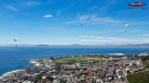 Paragliding-Cape Town-Tandem paragliding flight from Signal Hill, Cape Town-3