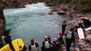 Hydrospeed-Queenstown-Riverboarding excursion on Kawarau River, Queenstown-5