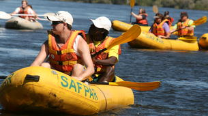 Kayaking-Victoria Falls-Full day canoeing excursion on the Upper Zambezi-4