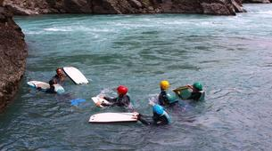 Hydrospeed-Queenstown-Riverboarding excursion on Kawarau River, Queenstown-3