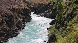 Hydrospeed-Queenstown-Riverboarding excursion on Kawarau River-2