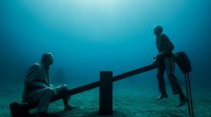 Plongée sous-marine-Puerto del Carmen, Lanzarote-Baptême de Plongée au Musée Atlantique Sous-Marin de Lanzarote-6
