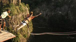 Bungee Jumping-Victoria Falls-Gorge swing in Victoria Falls-3