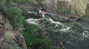 Bungee Jumping-Victoria Falls-High wire combo in Victoria Falls-4