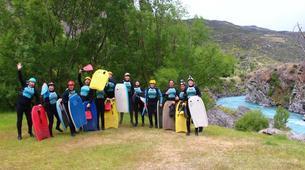 Hydrospeed-Queenstown-Riverboarding excursion on Kawarau River, Queenstown-10