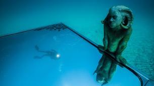 Plongée sous-marine-Puerto del Carmen, Lanzarote-Baptême de Plongée au Musée Atlantique Sous-Marin de Lanzarote-4