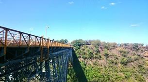 Zip-Lining-Victoria Falls-Bridge slide (Ziplining) along Victoria Falls Bridge-6