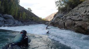 Hydrospeed-Queenstown-Riverboarding excursion on Kawarau River, Queenstown-4