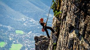 Abseiling-Cape Town-Abseiling down Table Mountain-1